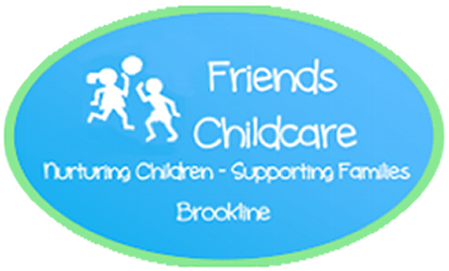 Friends Childcare, Logo